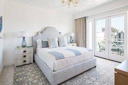 Bay Cottage - Master Bedroom