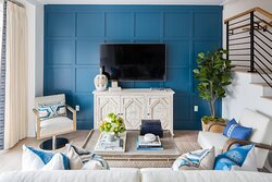 Linda Cottage - Living Area