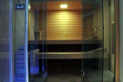 Health & Wellness, Sauna