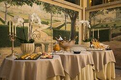 Winter Garden Banquet