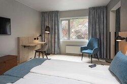 Scandic Kokstad room accessibility