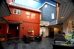 Scandic Grimstad Grimstad reception lobby