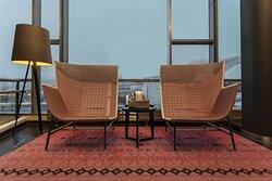 New Scandic Narvik lounge