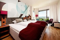 scandic solli twin room