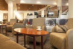 New Scandic Seilet Molde lobby lounge
