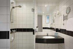 Scandic Solsiden Room Bathrom