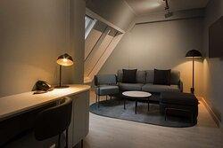 Scandic Victoria Lillehammer Room Junior Suite Livingarea