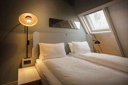 Scandic Victoria Lillehammer Room Master Suite Bed