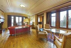 NEW Scandic Holmenkollen Park Oslo presidential suite