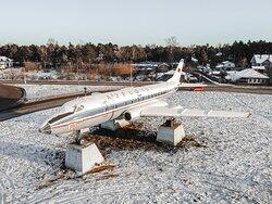 Главным событием празднования 130-летия со дня рождения А.Н. Туполева стало открытие памятника -самолета Ту-124 на новом месте при въезде на мост через Волгу. Произошло это 15 ноября 2018 года.