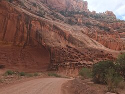 Capitol Reef National Park Scenic Drive
