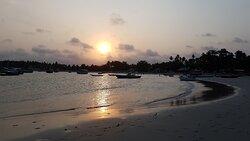 Pôr do Sol em Garapuá
