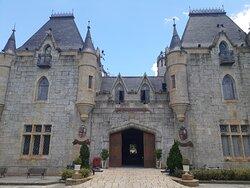 Frente do Castelo