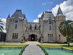 Parte do Castelo onde ocorrem vários eventos como casamentos e bailes.