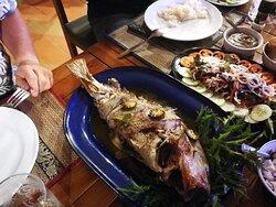 Fresh Fish Today at New French Kiss ? 😎