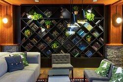 Scandic Rukahovi lounge
