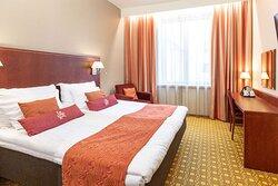 scandic atlas standard plus queen bed
