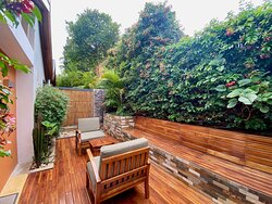 Superior and Master King Suites private decks