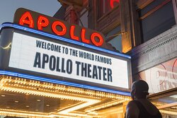 Less than 2 miles from the famous Apollo Thearter