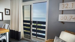 Our balcony rooms are perfect for great views