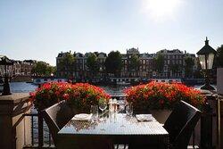 Amstel Lounge Terrace