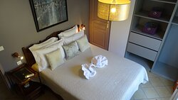 chambre lit 160 - qualité hotelière