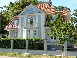 Schwerin Badestrand, Villa Franzosenweg