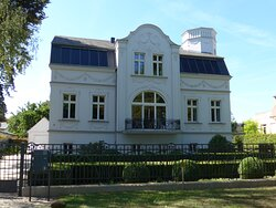 Schwerin Badestrand, Villa on Franzosenweg