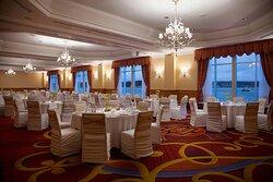 Halifax Ballroom - Social Setup