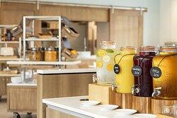 Breakfast Juice Bar