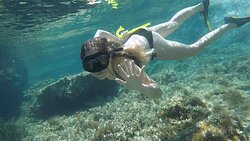 Snorkeling Isola di Capo Passero