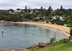 Camp Cove beach from Green Point