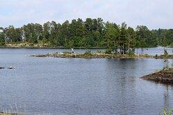 Валаам Остров, Природный Парк
