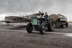 Our displays include RAF Military vehicles and related ground crew support equipment.  Engineering Garages are only open to the Public on the first Sunday of the month only.