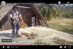 Drying Coco