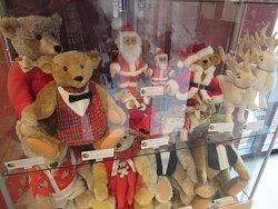 Field House Museum-Steiff Stuffed Toys