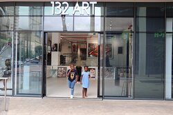 The whole family can come and enjoy the arts. We would live to have you. Open everyday from  9 am till late.