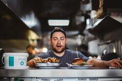 Hub Box Plymouth - kitchen shot
