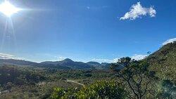 Essa é uma das vistas ao visitar a serra morena 2