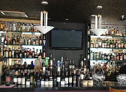 Central TV at Arte Café Bar.