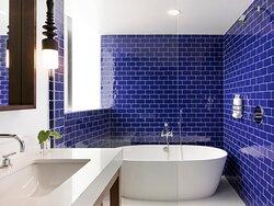 Spa Corner Studio King Bathroom