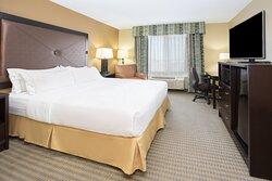 Holiday Inn Express Lexington NE - ADA/Handicapped accessible King