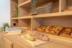 Espace boulangerie, Restaurant La Véranda, Mercure Chantilly