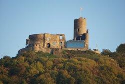 Die Burg Landshut in Bernkastel-Kues