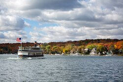 The Grand Belle in fall