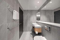 vibe hotel hobart bathroom