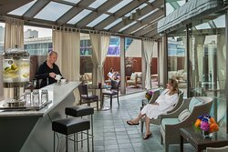 Relax and restore in our spa