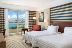 Twin/Twin Superior Sea View Guest Room
