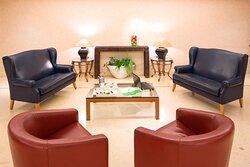 Leo Gemini Meeting Room - Conference Setup
