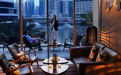 The Ultimate After Work Retreat Amidst The Glittering Dubai Marina